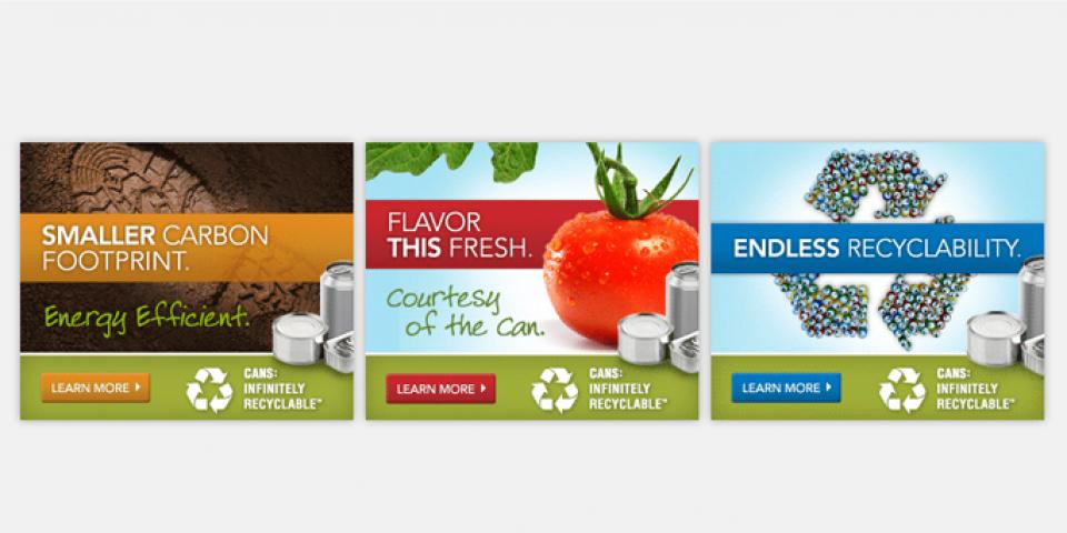 Digital ads for CMI