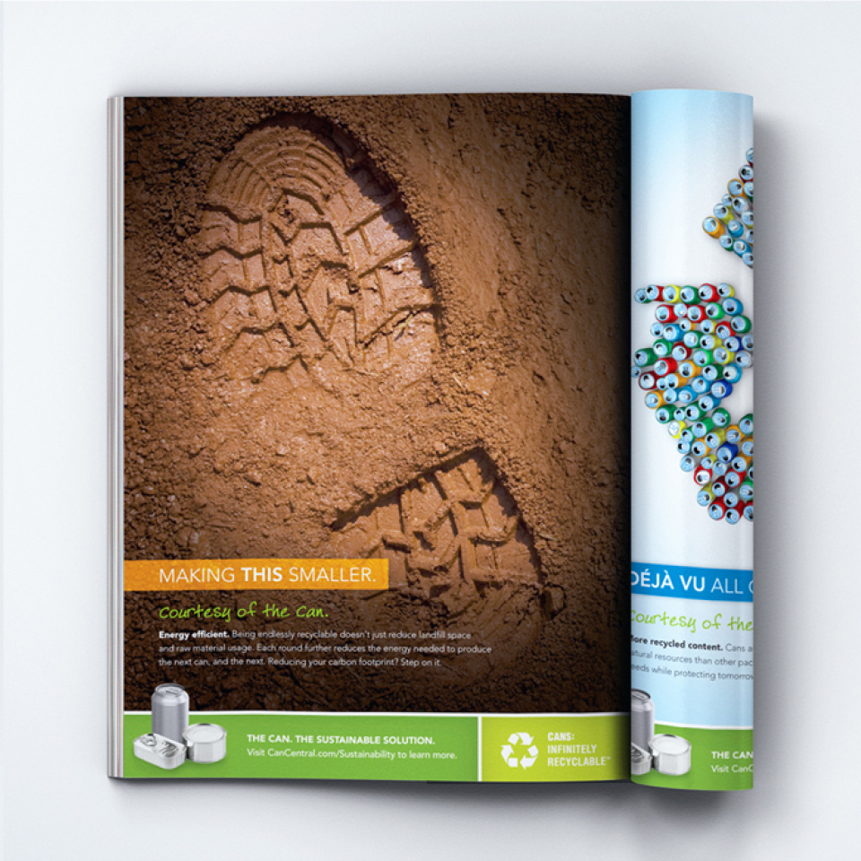 Boot print in mud