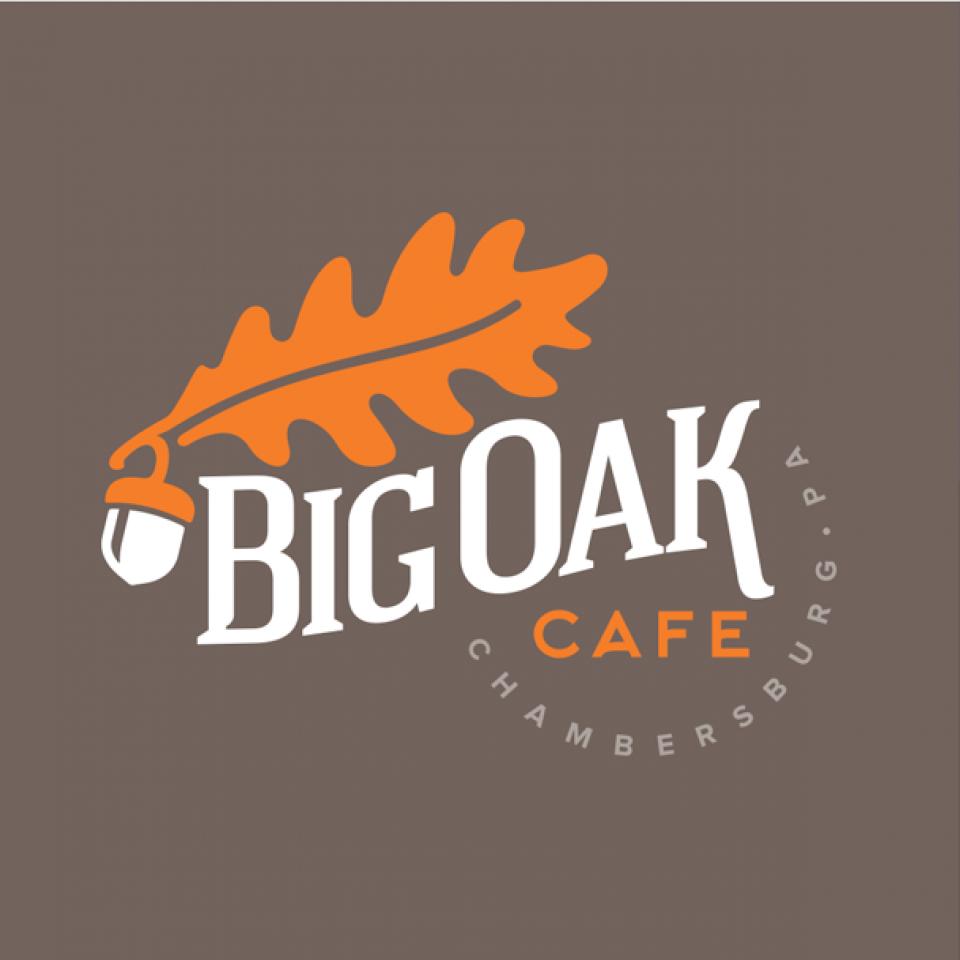 Big Oak Cafe Logo
