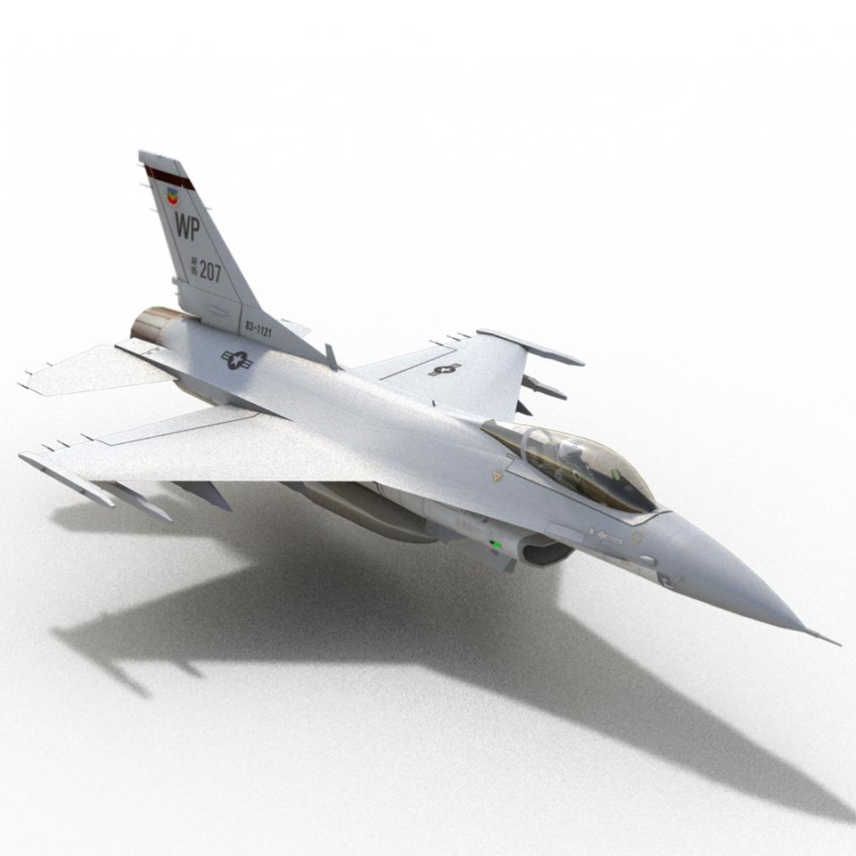 Fairchild Controls - 3D Rendering
