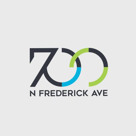 700 N Frederick Ave logo