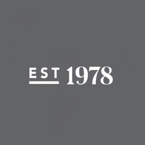 Logo Concept - EST 1978 on black