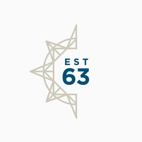 SEK Alt logo, est. 63
