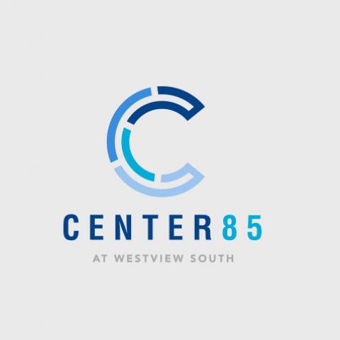 Center 85 logo