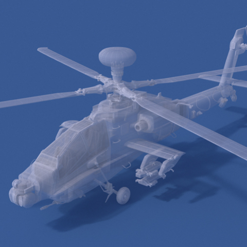 Fairchild Controls - 3D Model