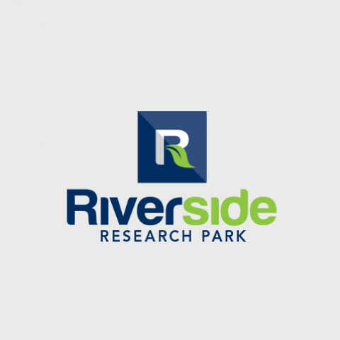 Riverside Research Park logo